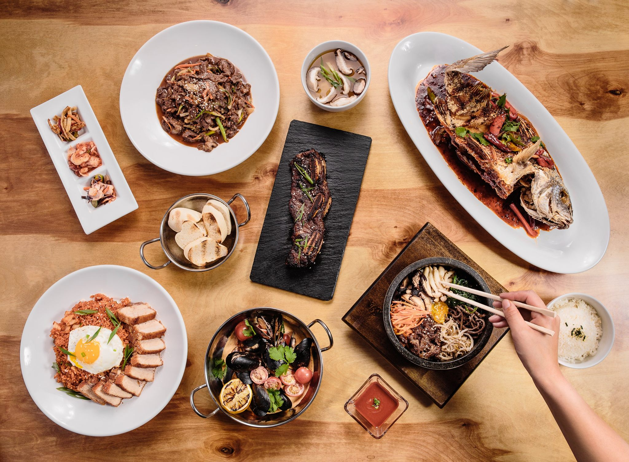 Where to eat Korean food in Austin