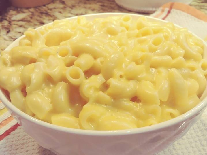 3-ingredient Mac & Cheese