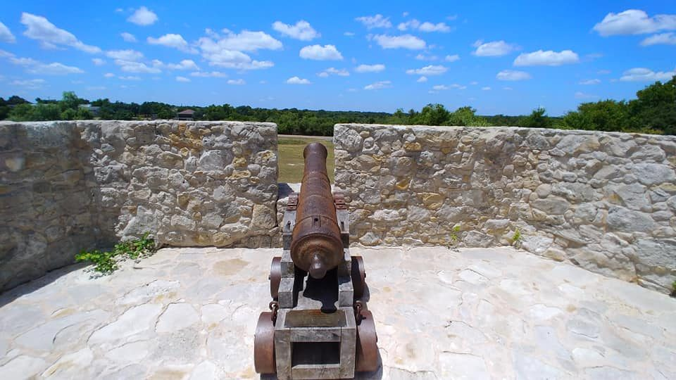 Family Day Trip: Goliad Texas