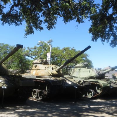DAY TRIP TO CAMP MABRY MUSEUM