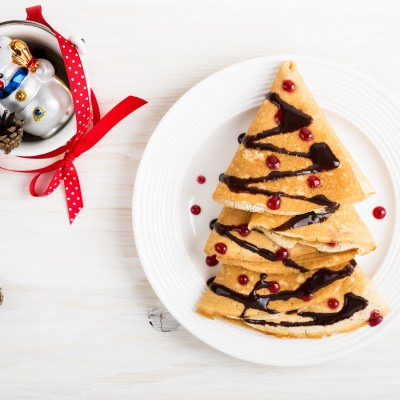 FESTIVE BREAKFAST IDEAS FOR CHRISTMAS