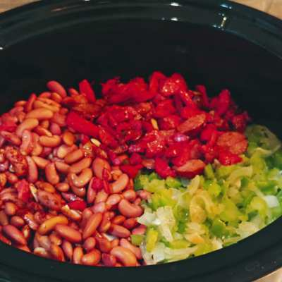 Crockpot Cajun Red Beans And Rice Recipe