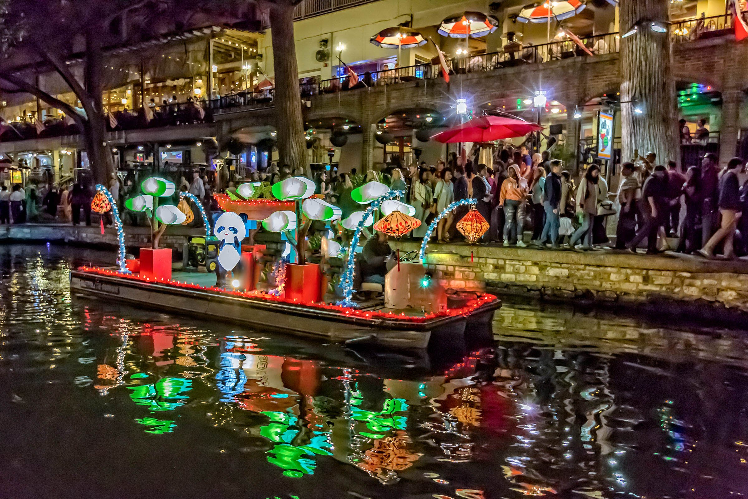 San Antonio Parade of Lanterns | Jan 25-Feb 8, 2020