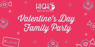 Valentine's Day Family Party