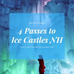 Ice Castles New Hampshire Giveaway