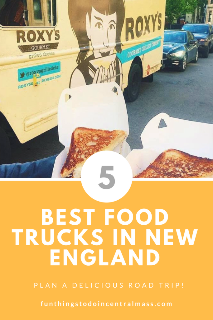5 Best Food Trucks in New England