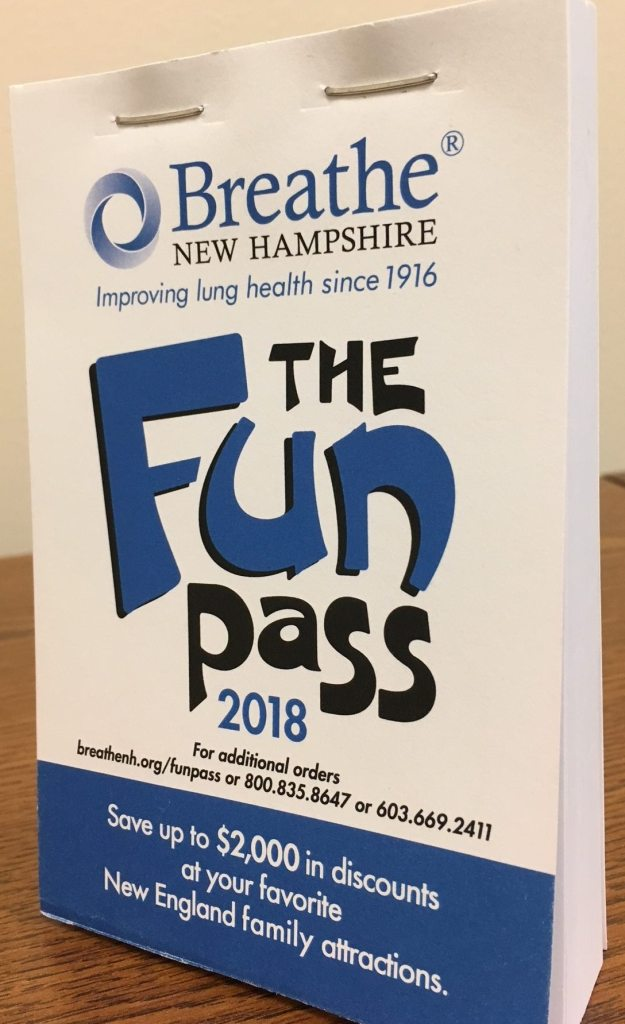 FUN PASS BOOK COVER