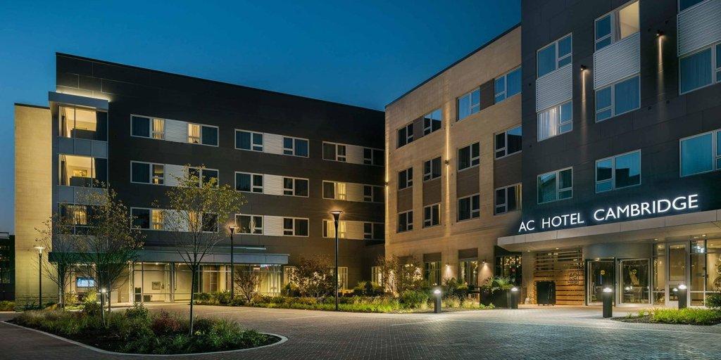 AC Hotel Cambridge Exterior