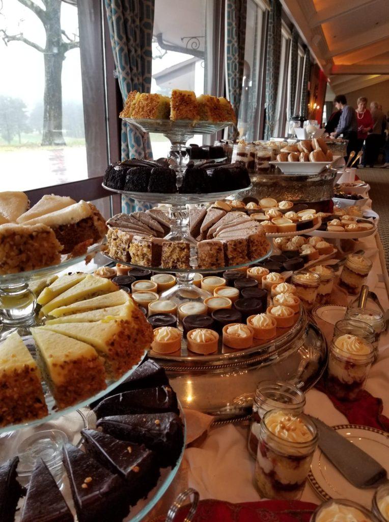 The International Golf Club and Resort - Brunch with Santa - Desserts