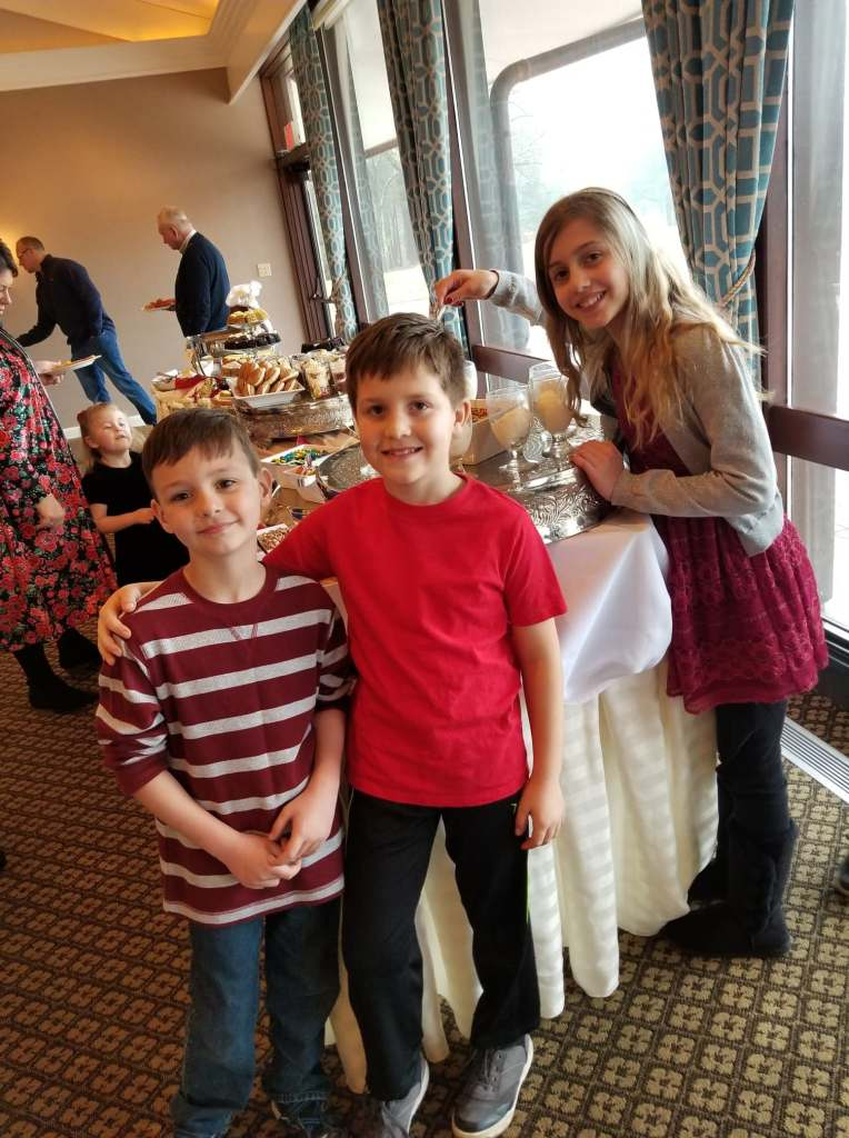The International Golf Club and Resort - Brunch with Santa - Desserts