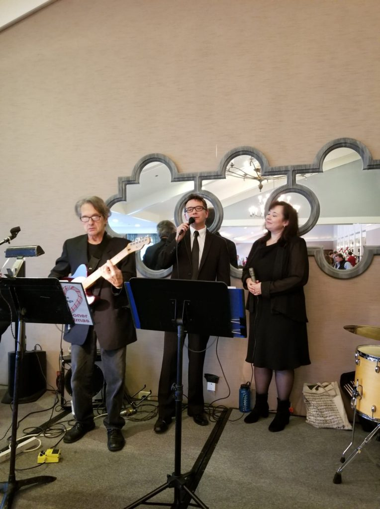 The International Golf Club and Resort - Brunch with Santa - Dale LePage and the Manhattans
