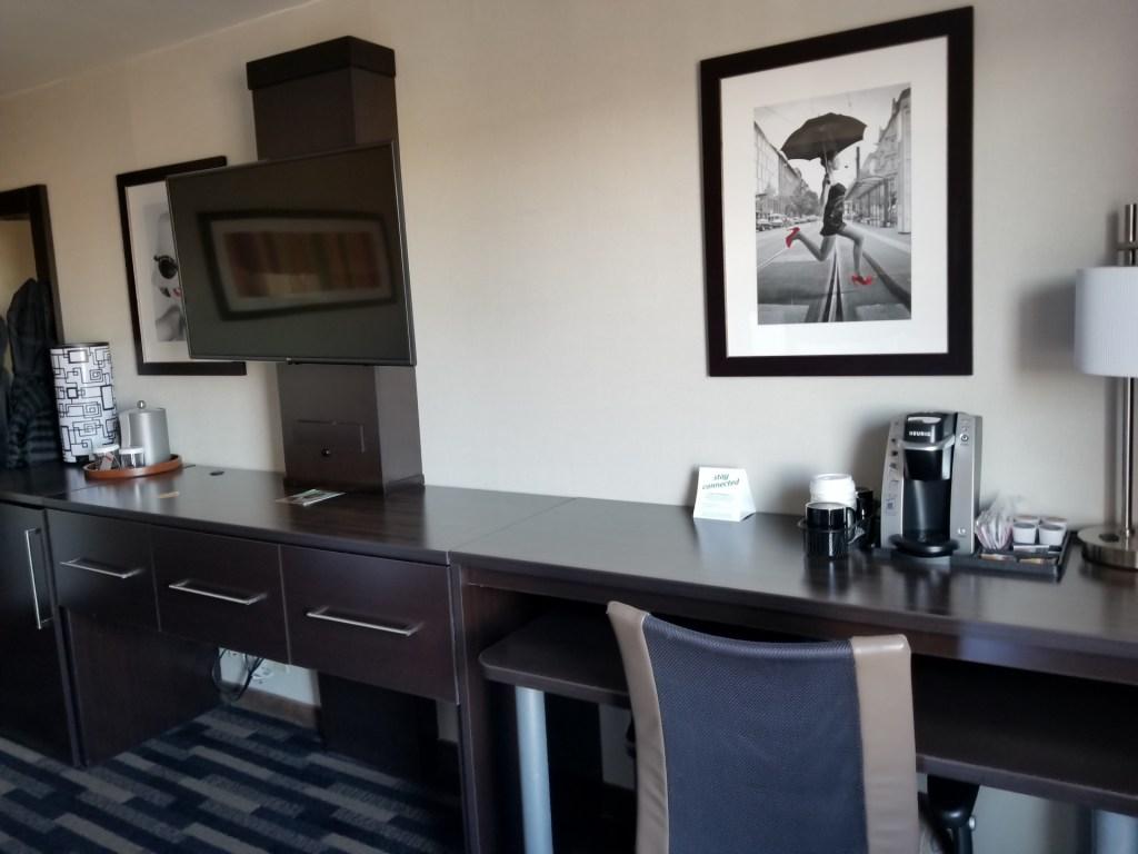 Standard room - Holiday Inn Boston Bunker Hill
