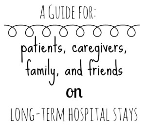 A Guide for Patients, Care Givers, and Friends/Family on