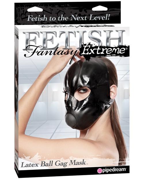 ball gag mask