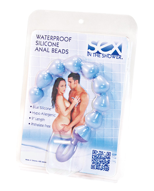 silicone anal beads