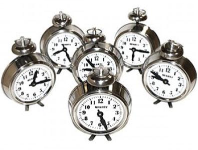 production Clocks