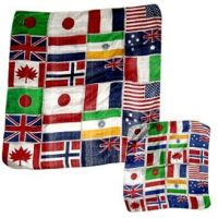 Flag of Nations Silk (Large and Small)