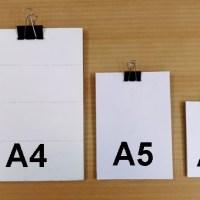 Clip Board (A4, A5 & A6) Size