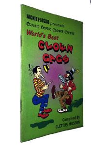 Clown Gag Book