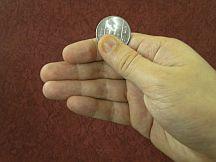 Coin Prod Gimmick