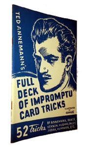 Full Deck of Impromptu Card Tricks