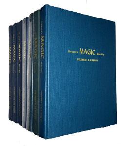 Hugard Magic monthly