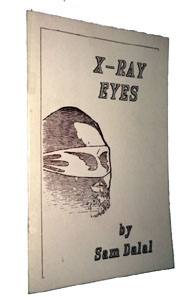 X-RAY Eyes Book