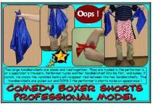 Comedy Boxer Shorts
