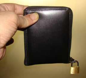 Ziplocked Wallet 009