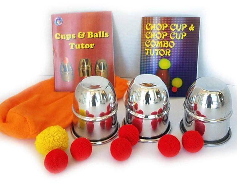 Chop Cup Combo Aluminum