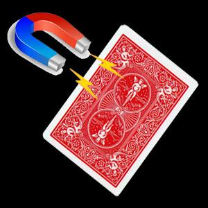shimmed card