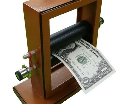 Note Printing Machine