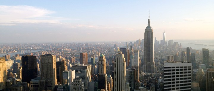 How to move to New York City with zero connections, no job and $1500