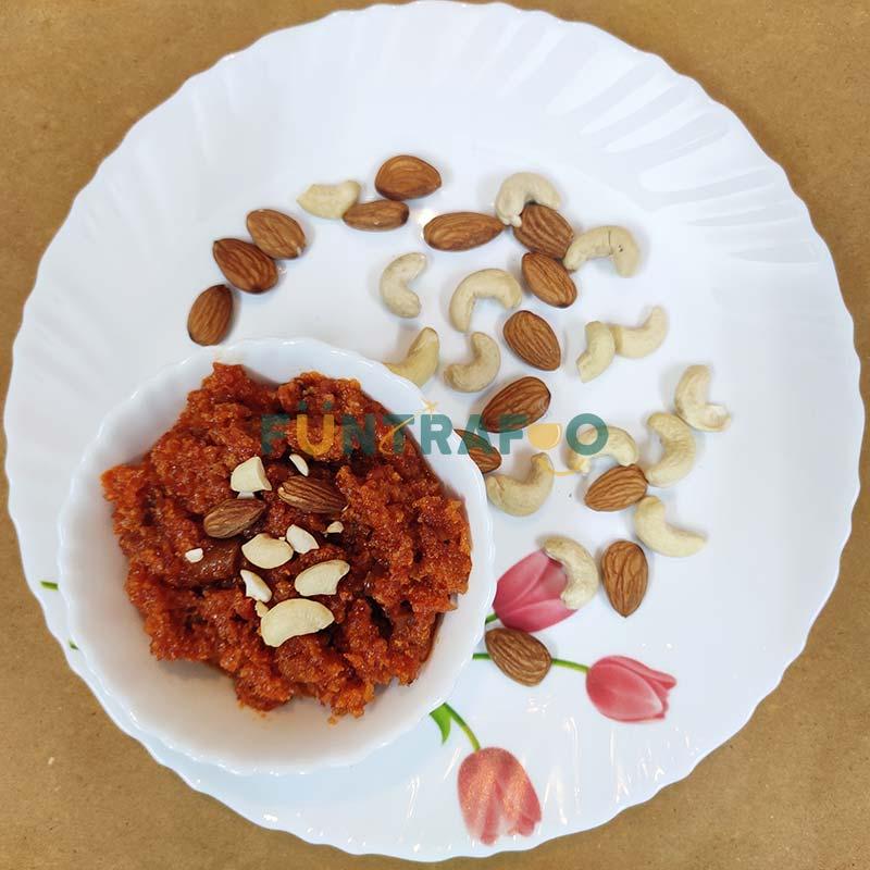 Royal Dessert  - Gajar Ka Halwa | Carrot Halwa