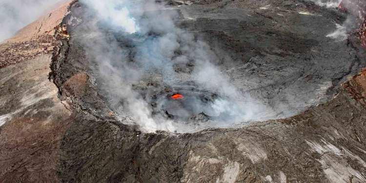 Kilauea Volcano Hawaii- Image by Tommy Beatty from Pixabay