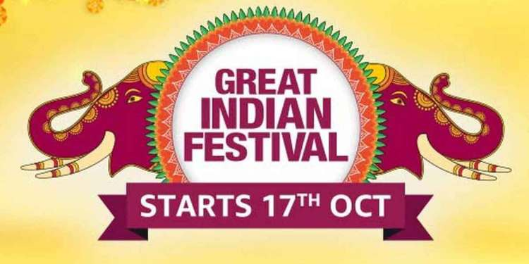 Amazon great indian festival 2020 sale