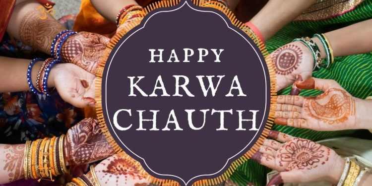 Karwa Chauth with sargi