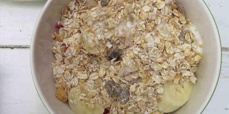 Kellogg's Muesli Fruit and Nut