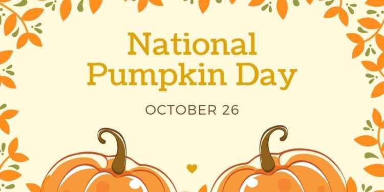 National Pumpkin Day 2020