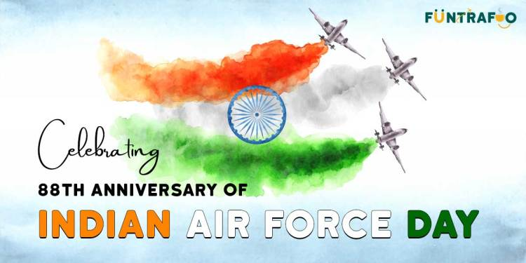 88th Indian Air Force Day 2020
