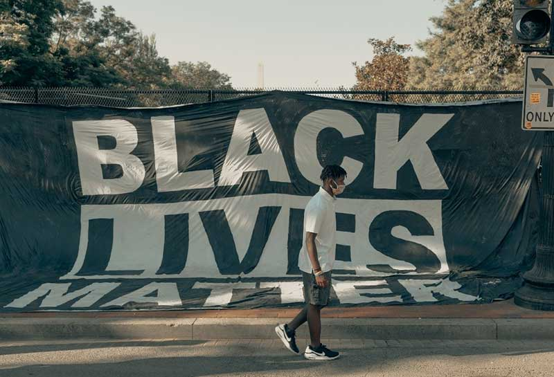 Black Lives Matter- Word of the year 2020