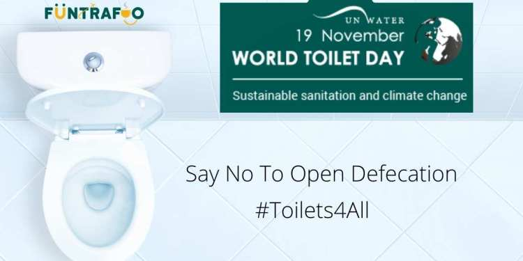 Celebrate World Toilet Day With A Call For Hygiene And Health Awareness