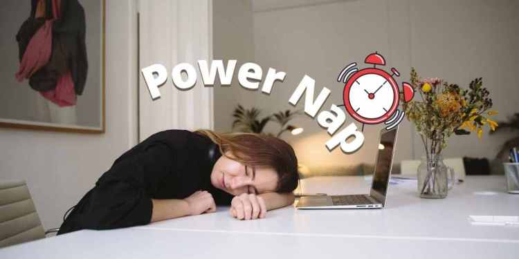 Power Nap - Charge Up Your Body