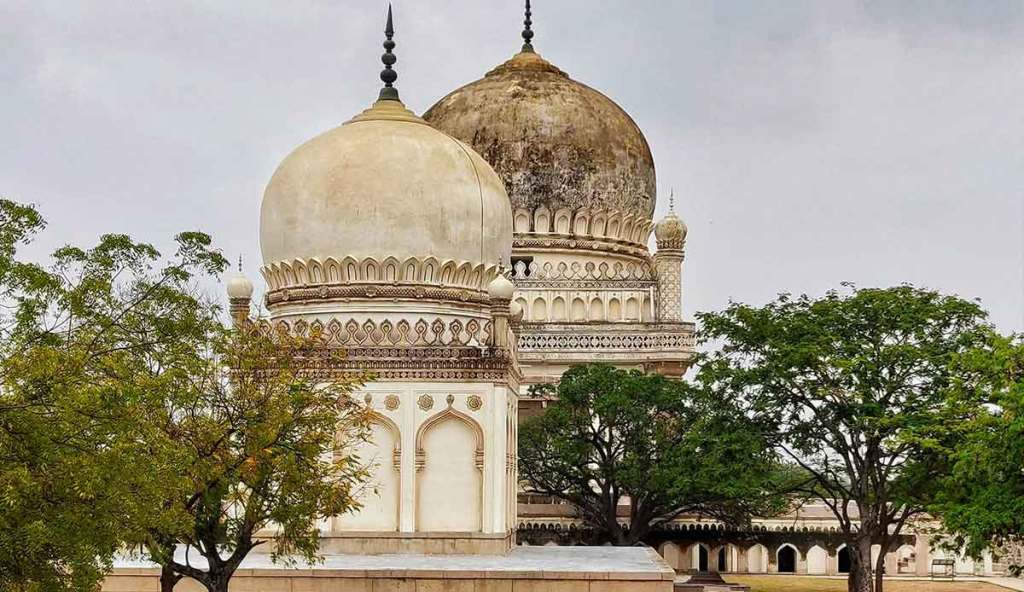 Quli Qutb Shahi Seven Tombs Hyderabad India