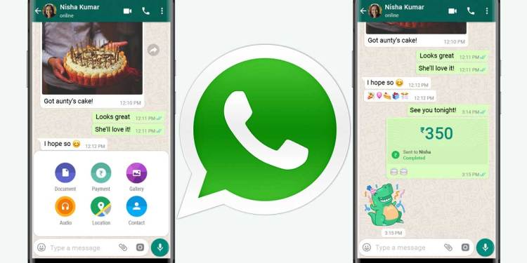 Send And Receive Money Through WhatsApp Payments