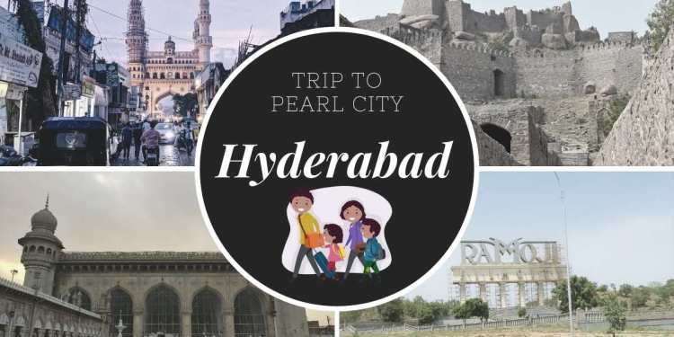 Trip to Hyderabad City