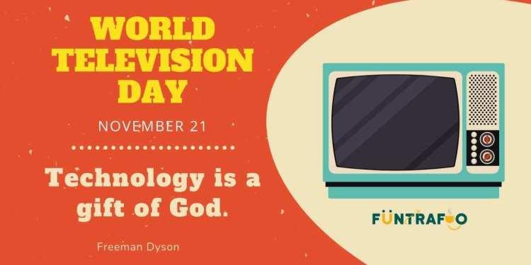 World Television Day - Magic Box Of Entertainment