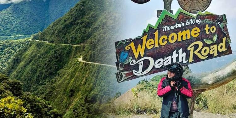 Yungad Road - Death Road of Bolivia