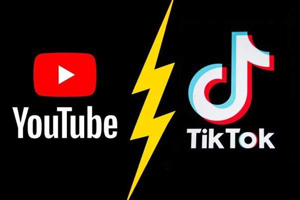 YouTube V/S TIKTOK - Biggest controversies of 2020