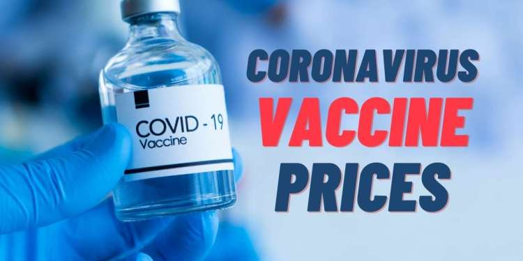 Coronavirus Vaccine Prices In India and Other Countries